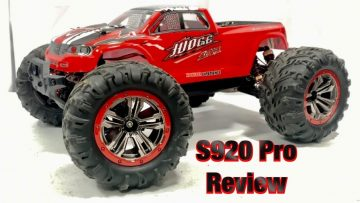 rc car Review Soyee GpToys Judge Extreme S920 Pro 4×4 RC Monster Truck Review