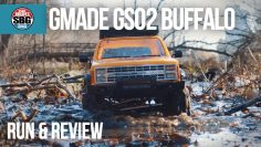 rc car Review The Spiciest Gmade Yet! Gmade GS02F Buffalo Review