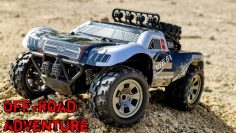 rc car Review Unboxing and Testing of Goolsky Rc Car Scale 1:18 | Big Wheel Off-Road Truck | RC CARS OBSESSION