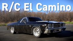 1969 El Camino R/C Car Review w/Sound Simulator