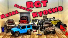 Which Mini RC Crawler is best? Axial vs. RGT vs. Element vs. Kyosho