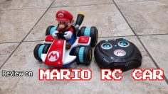My review on the NINTENDO Mario RC car