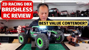 ZD Racing DBX10 Review – brushless or brushed desert truck that delivers
