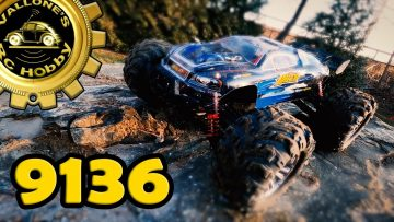 Xinlehong 9136 1/16 Scale – 4WD RC Car – OPEN BOX – Test Drive Truggy Review – Under $60 RTR