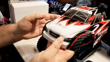 zd racing thunder zmt-10 unboxing and review