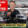 Losi LMT Monster truck unboxing – best monster truck RTR?