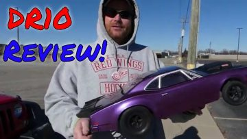 Our Team Associated DR10 Review – The RTR Drag Race RC Car