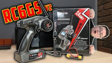 Is This The BEST Budget Radio? Radiolink RC6GS V2 Range Test, Unboxing, Review