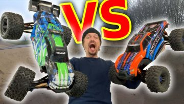 Fast RC car VS Tough RC car Which is best??