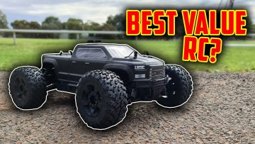 Is This The BEST Value RC CAR? Arrma BIG ROCK V3 Unboxing, Speed Run & Review!