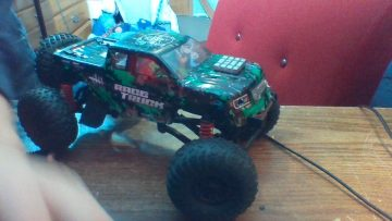 My ''new'' rc car!