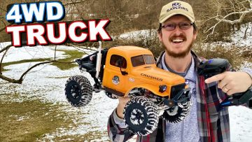 AWESOME RC CAR with LIGHTS!! – RGT EX86181 RC Car – TheRcSaylors