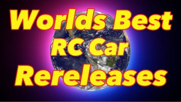 The Top 6 Best Rerelease RC Car Kits In The World! (Tamiya, Schumacher, Kyosho, Team Associated)