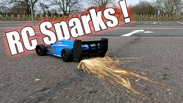 RC Car Sparks – Arrma Limitless and Infraction !!