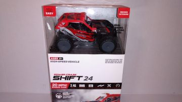 Unboxing Power Craze 1:24 Shift 24 RC & Full Digital Proportional Steering