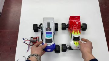 Mini T 2.0 Brushless  VS Mini T 2.0 Brushed. Which is Better?