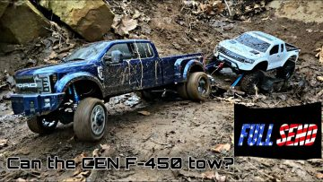 CEN Ford F-450 RC  First Impressions/Review