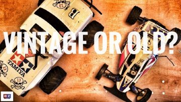 Vintage Tamiya RC Cars – Are they worth it and what is the appeal?