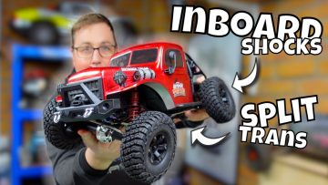 Is this the BEST RC Crawler under £300? The NEW FTX Outback Texan