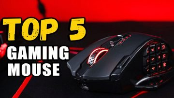Top 5 Best Gaming Mouse Aliexpress And Amazon | Best Gaming Mouse Review In 2021