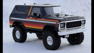I bought a 1979 Ford Bronco