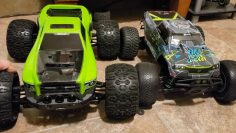Comparison: HPI Savage XS Flux vs Redcat RC MT10E (and Other 1/10 MT)