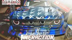 Arrma-Infraktion 1/7 Scale Onroad Rc Car