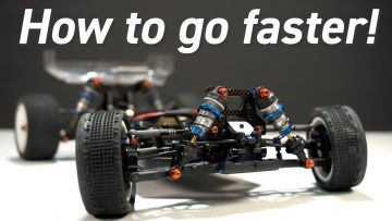 How to Make a Faster Race Car – Stock 13.5T & 17.5T Racing