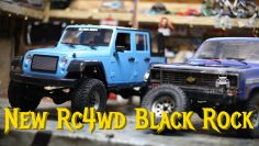 Rc4wd Cross Country Black Rock Bewertung