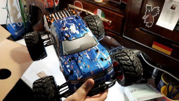 Hpi, maverick quantum flux mt unboxing en review