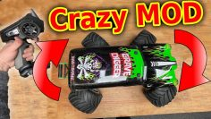 RC Grave Digger Monster Monster Jam Ultimate Modifikation