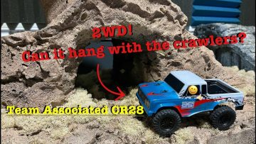 """Team Associated CR28 2wd """"Trail Truck"""" Unboxing and Review"""