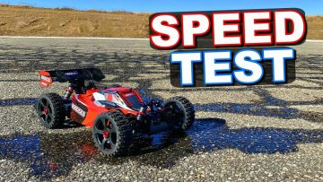 How FAST is the Team Corally Radix 6 RC CAR Right Out of the Box? – TheRcSaylors