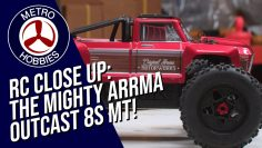 The Mighty ARRMA Outcast 8S 1/5 Stunt Truck! | Radio Control Up Close