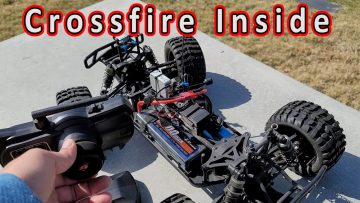 TBS Crossfire on an RC Ground Vehicle Guide 🎓