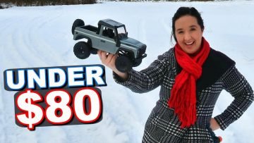 CHEAP & AWESOME Under $80!!! – Mn99s RTR RC Car Crawler – TheRcSaylors