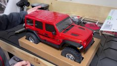 Axial Jeep Rubicon Box Apertura y Revisión