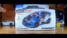 HPI Maverick Ion Rx – 1/18 Auto da rally