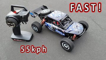 SUPER FAST RC Buggy // WLToys 124018 💨🚗