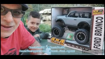 2021 Ford Bronco Convertible RC Unboxing -ClassicSteelRC- #2021FordBronco #2021Bronco #2021BroncoRC