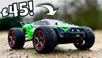 The CHEAPEST RC Car I've bashed this Year! Eachine EAT11 – Fully Proportional.