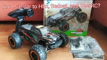 $65 Brushless 1/16 EBAY Linxtech 16889A RC that looks really familiar