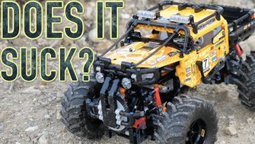 LEGO Technic 4×4 X-Treme Off-Roader 42099 Reviewed! Is it that bad?