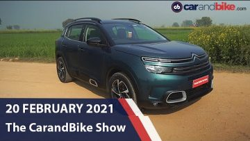 Citroën C5 Aircross Review | The Car And Bike Show