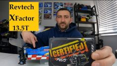 Hoe goed is Revtech XFactor 13.5T | Sky RC Motor Analyzer