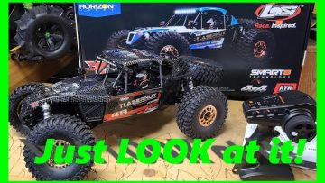 Losi Lasernut Unboxing**Just Look at it**