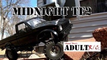 """RC4WD Trailfinder 2 Midnight Edition Unboxing: """"Angry"""" Dave's ADULT RC"""
