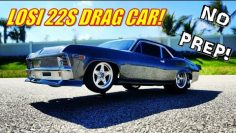 NEUE Losi 22S DRAG CAR! SWEET RIDE!