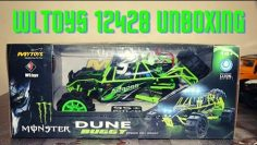 Unboxing – WLTOYS 12428 RC alias MYTOYS Dune Buggy RC (Mt 260).