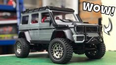 The BEST Cheap RC Crawler of 2021 just got Better! G63 AMG G-Wagon MN86KS